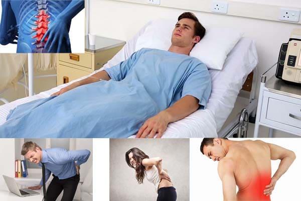 maux du dos
