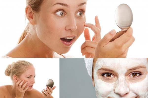 Masques à la cannelle pour le visage
