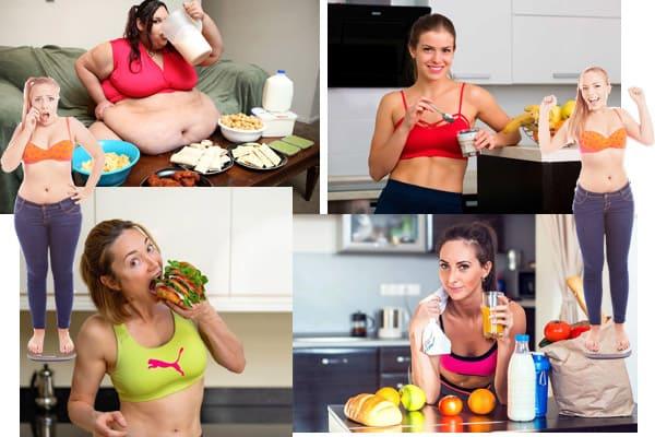 perdre du poids à la maison rapidement