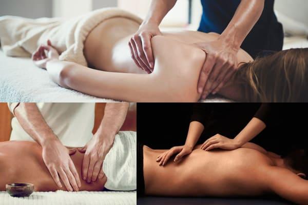 Comment faire un massage du dos