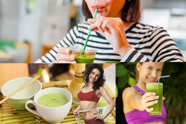 perdre du poids avec le thé matcha