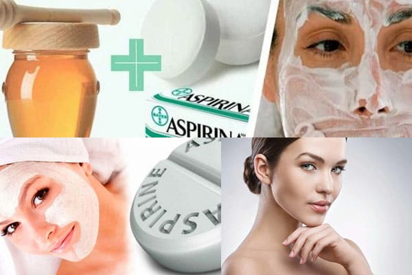 aspirine pour le visage