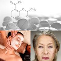 Comment utiliser l'aspirine pour le visage ?