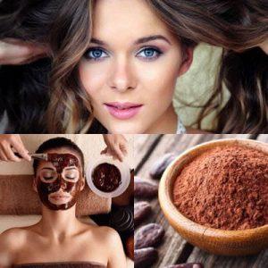 masque au cacao